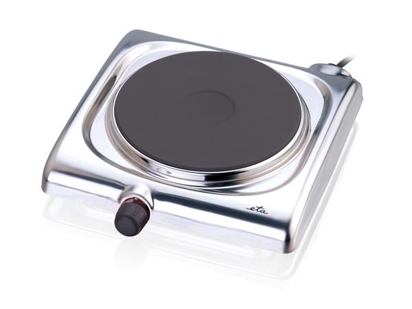 Elektrický vařič ETA 3109 90050 nerez, 180 mm, jednoplotnový + doprava zdarma