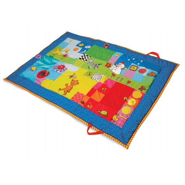 Hrací deka Taf Toys s aktivitami + doprava zdarma