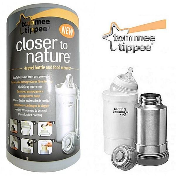 Termoska a cestovní ohřívačka lahví Tommee Tippee C2N + doprava zdarma