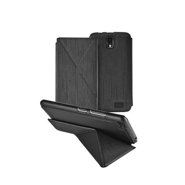 Pouzdro na mobil GoGEN pro Lenovo A328 - černá barva