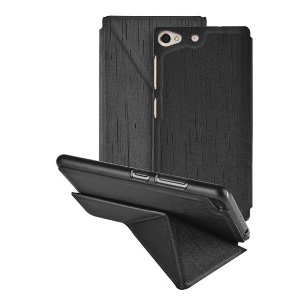 Pouzdro na mobil GoGEN pro Lenovo VIBE X2 - černá barva