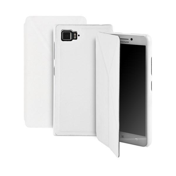 Pouzdro na mobil GoGEN pro Lenovo VIBE Z2 PRO - bílá barva + doprava zdarma