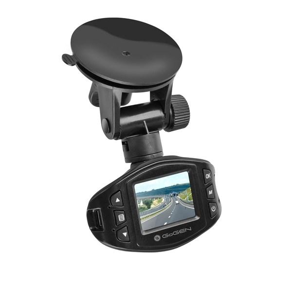 "Autokamera Gogen CC 101 HD, s 1,5"" displejem, SD slot, černá + doprava zdarma"