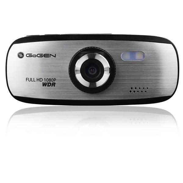 """Autokamera GoGEN CC 371 FULL HD, s 2,7"""" displejem, 1080P, SD slot, stříbrný + doprava zdarma"""