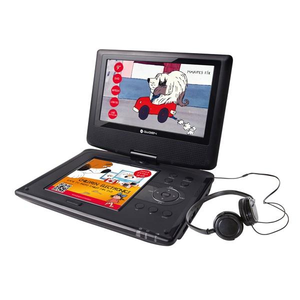 DVD přehrávač GoGEN MAXI DVD 9, přenosný + doprava zdarma
