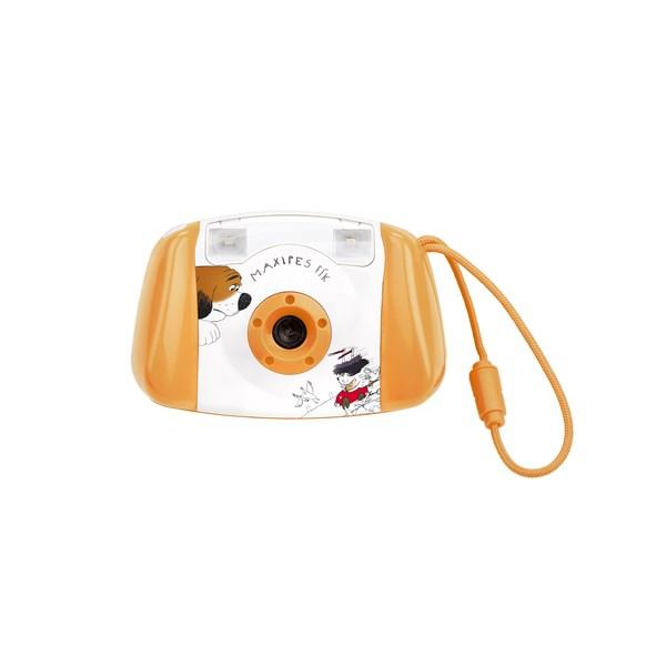 Dětský digitální fotoaparát GoGEN MAXI FOTO oranžový + doprava zdarma