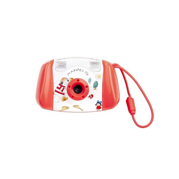 Dětský digitální fotoaparát GoGEN MAXI FOTO červený + doprava zdarma