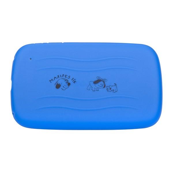 Pouzdro na tablet GoGEN MAXI KAPSA 7 B pro GoGEN MAXPAD 7, silikonové - modré