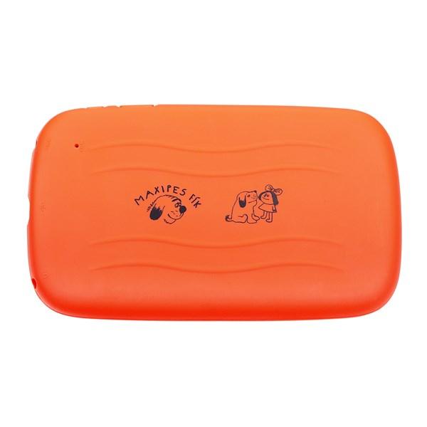 Pouzdro na tablet GoGEN MAXI KAPSA 7 O pro GoGEN MAXPAD 7, silikonové - oranžové