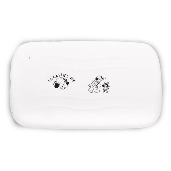Pouzdro na tablet GoGEN MAXI KAPSA 7 W pro GoGEN MAXPAD 7, silikonové - bílé