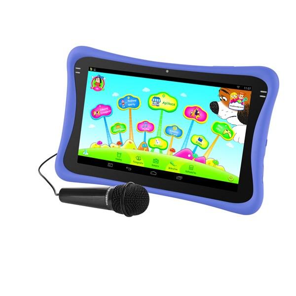 "Dotykový tablet GoGEN MAXPAD9 G3B 9"", 8 GB, WF, Android 4.4 - modrý + doprava zdarma"