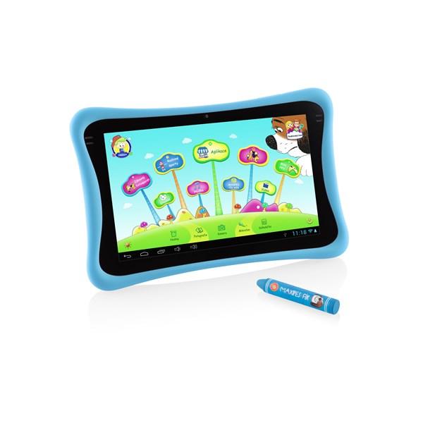 "Dotykový tablet GoGEN MAXPAD9 G4B 9"", 8 GB, WF, Android 4.4 - modrý + doprava zdarma"