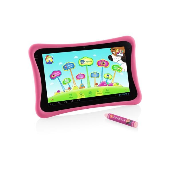 """Dotykový tablet GoGEN MAXPAD9 G4P 9"""", 8 GB, WF, Android 4.4 - růžový + doprava zdarma"""