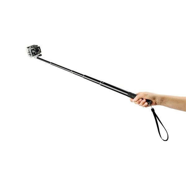 Selfie tyč GoGEN 3 teleskopická, černá + doprava zdarma