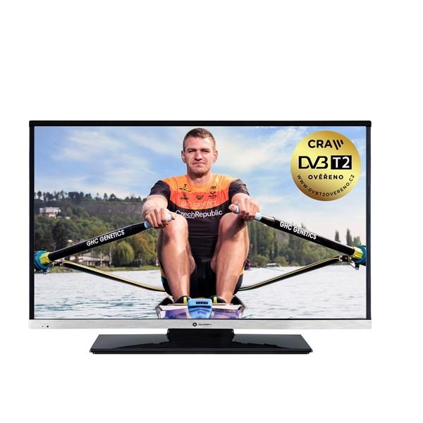 Televize GoGEN TVH 24N484 STDVDC LED + doprava zdarma