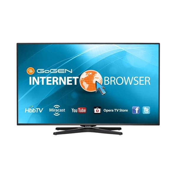Televize GoGEN TVL 50248 WEB, LED + doprava zdarma