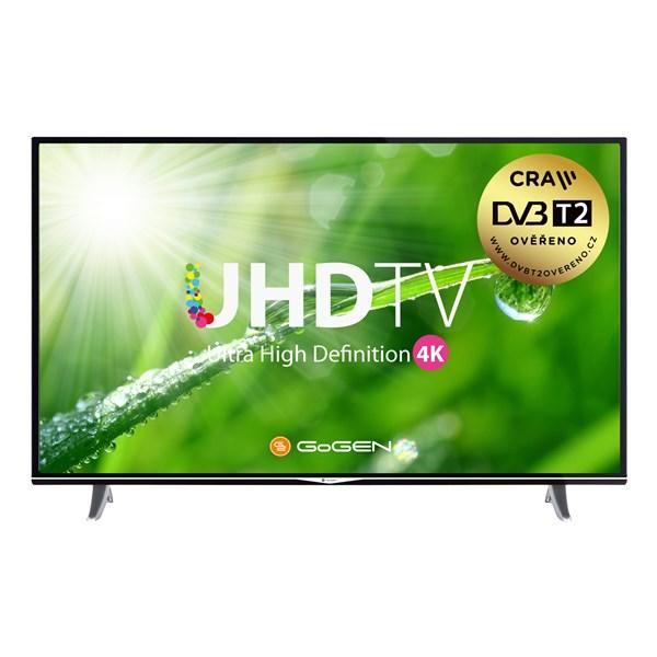 Televize Gogen TVU 55S298 STWEB LED + doprava zdarma