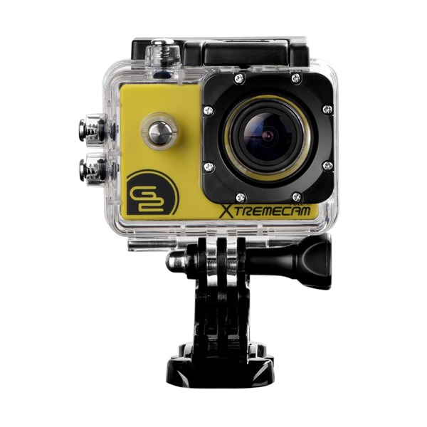 Outdoorová kamera GoGEN XTREME CAM 10Y, žlutá + doprava zdarma