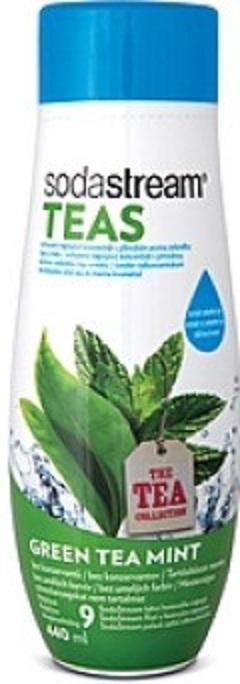 Sirup Green Tea Mint 440ml SODA + doprava zdarma