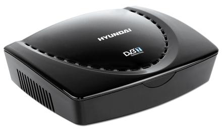 DVB-T přijímač Hyundai 150 U, USB vstup + doprava zdarma
