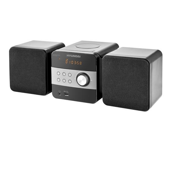 Mikrosystém Hyundai MS 131 DU3, CD, MP3, USB, LINE IN, dálkové ovládání + doprava zdarma