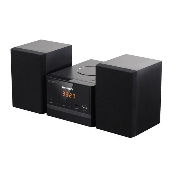 Mikrosystém Hyundai MS 138 DU3, CD, MP3, USB, LINE IN + doprava zdarma