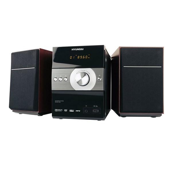 Mikrosystém Hyundai MSD 861 DRU, DVD, USB + doprava zdarma
