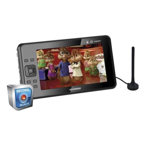 Televize Hyundai PDL 783 UHDDVBT, přenosná, HD DVB-T, USB + doprava zdarma
