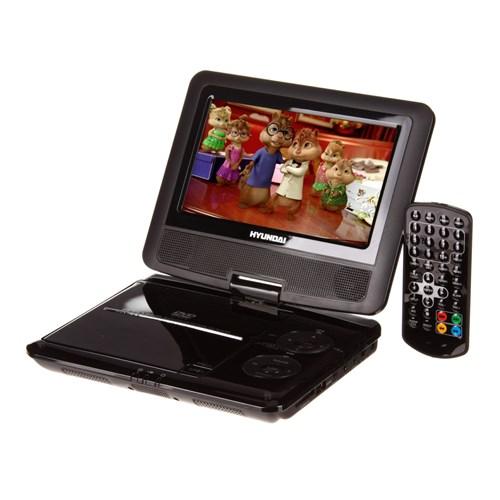DVD přehrávač Hyundai PDP 733 SUDVBT přenosný, DVB-T + doprava zdarma