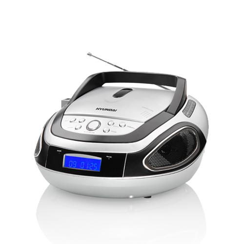 Radiopřijímač Hyundai TRC512AU3, s CD/MP3/USB + doprava zdarma