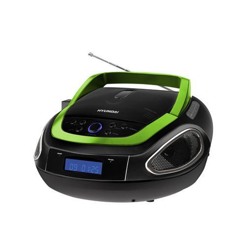 Radiopřijímač Hyundai TRC512AU3G, s CD/MP3/USB + doprava zdarma