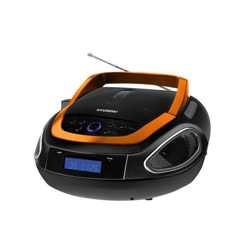 Radiopřijímač Hyundai TRC512AU3O, s CD/MP3/USB + doprava zdarma