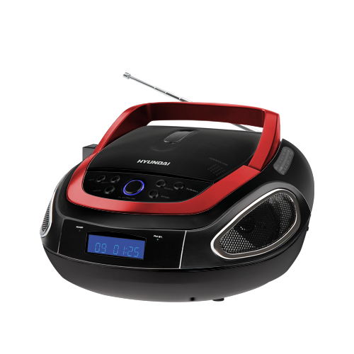 Radiopřijímač Hyundai TRC 512 AU3R, s CD/MP3/USB + doprava zdarma