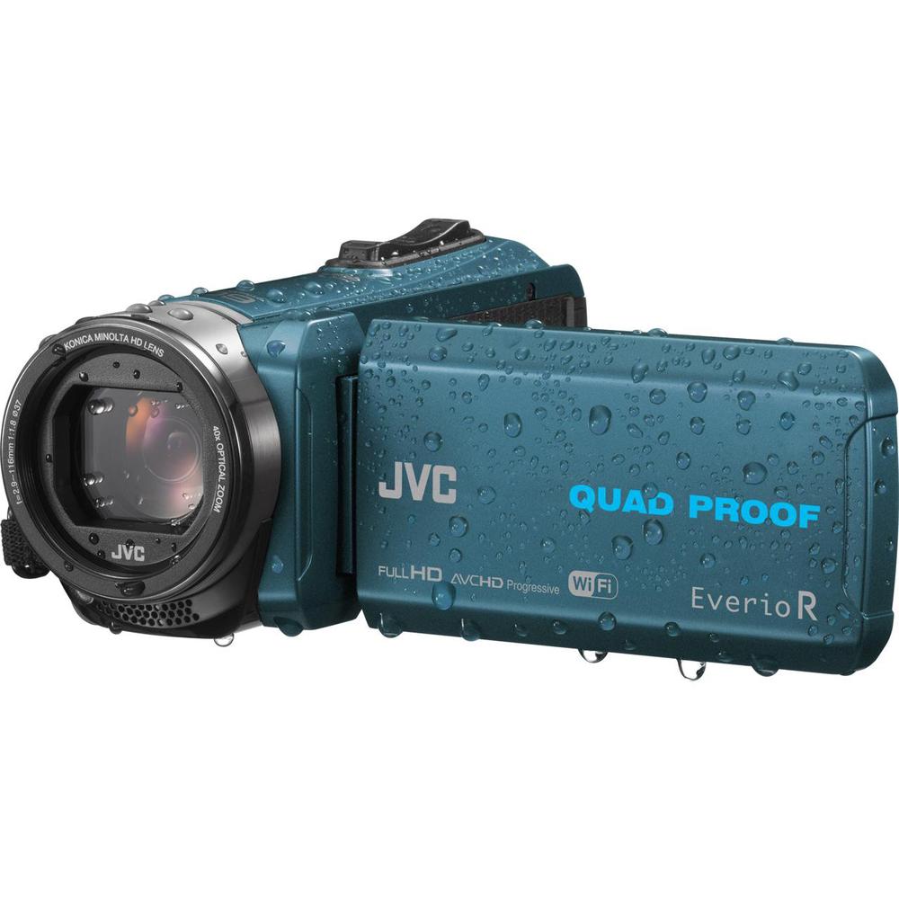 JVC GZ-RX645A FULL HD VODOTĚS. KAM. WiFi + doprava zdarma