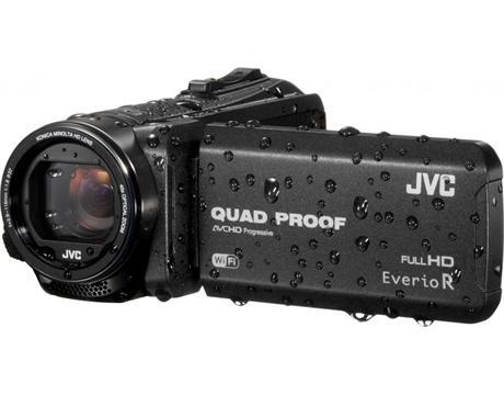 GZ RX615B FULL HD VODOTĚS. KAM. WiFi JVC + doprava zdarma