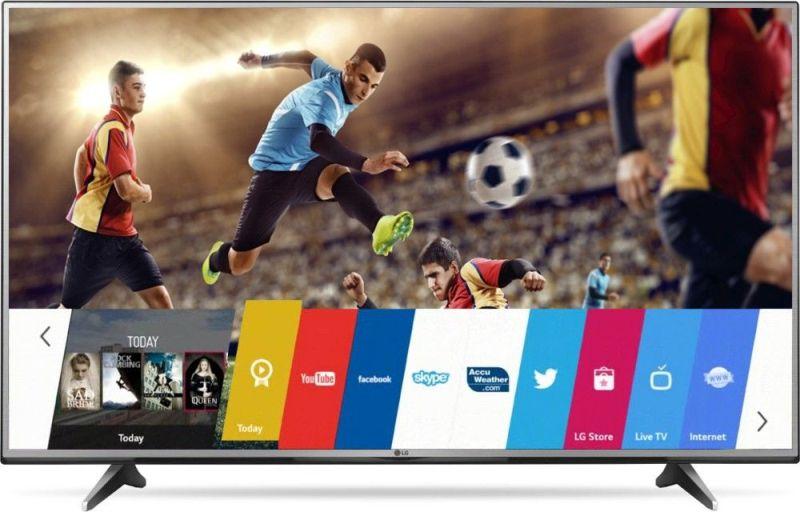 60UH6157 LED ULTRA HD LCD TV LG + doprava zdarma