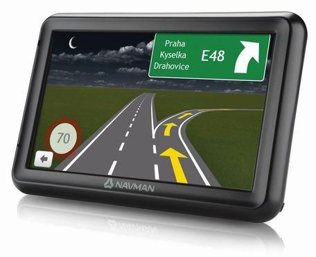 MIO Navman 5000 LT GPS mapy EU Lifetime + doprava zdarma