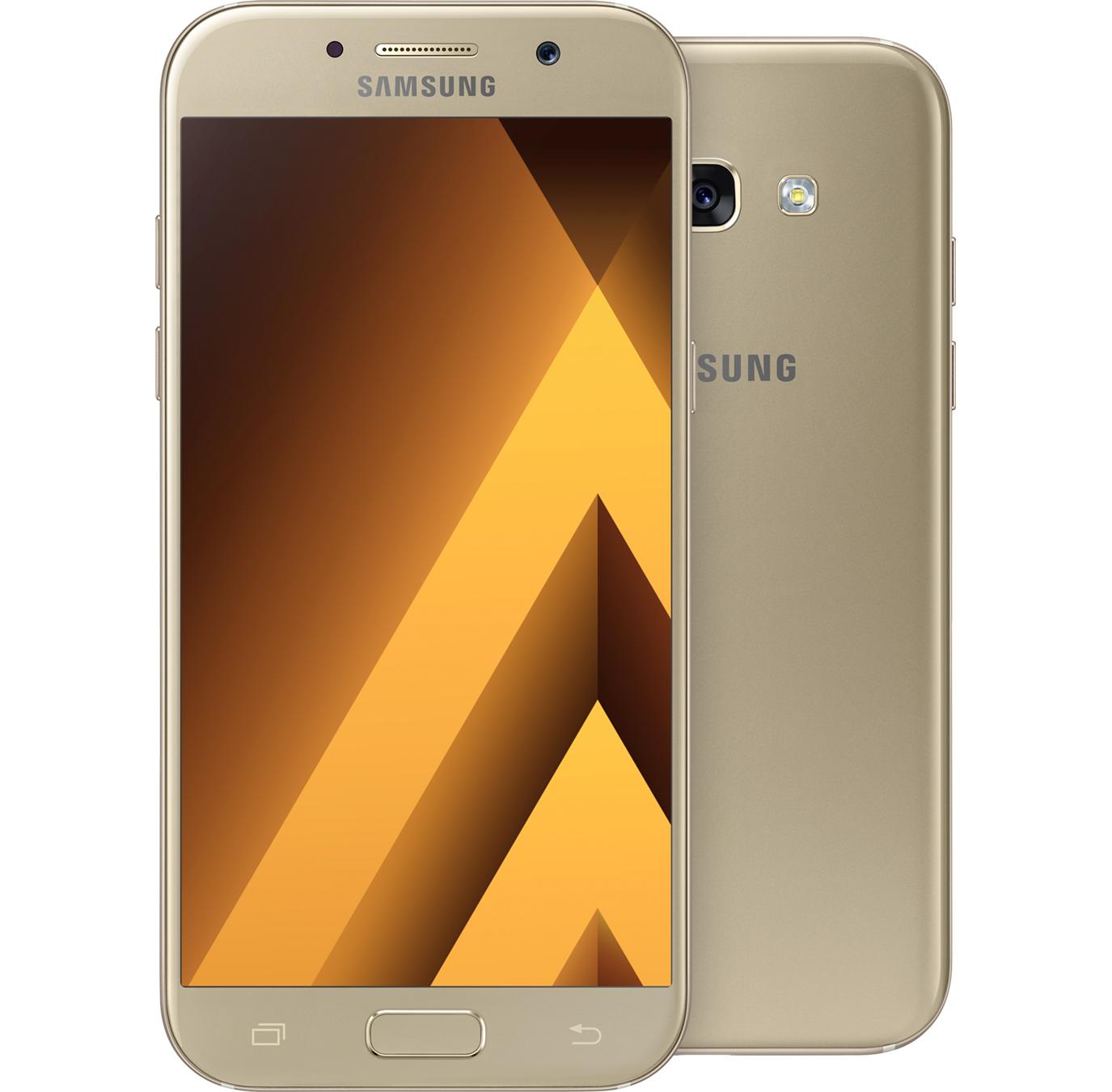 SAMSUNG SM A520F Galaxy A5 2017 Gold + doprava zdarma