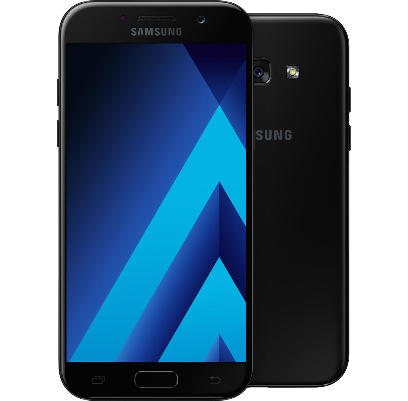 SAMSUNG SM A520F Galaxy A5 2017 Black + doprava zdarma