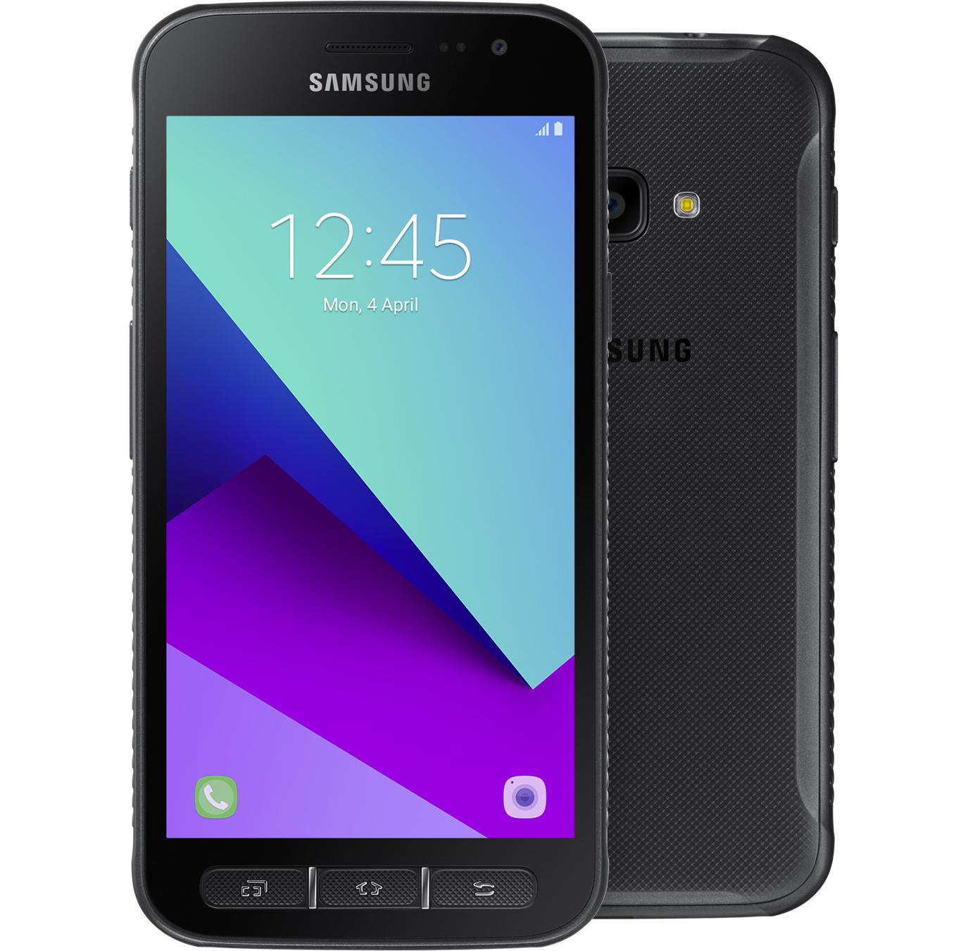 SAMSUNG G390 Galaxy Xcover 4 Black + doprava zdarma
