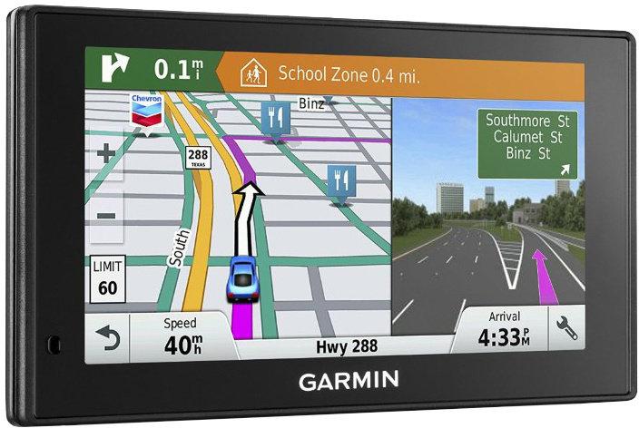 Garmin DriveSmart 60 Lifetime Europe45 + doprava zdarma