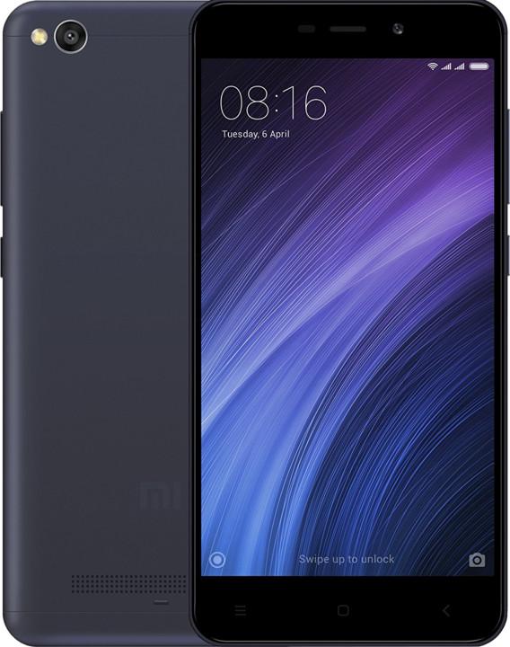 Xiaomi Redmi 4A 2GB/32GB Global, šedý + doprava zdarma