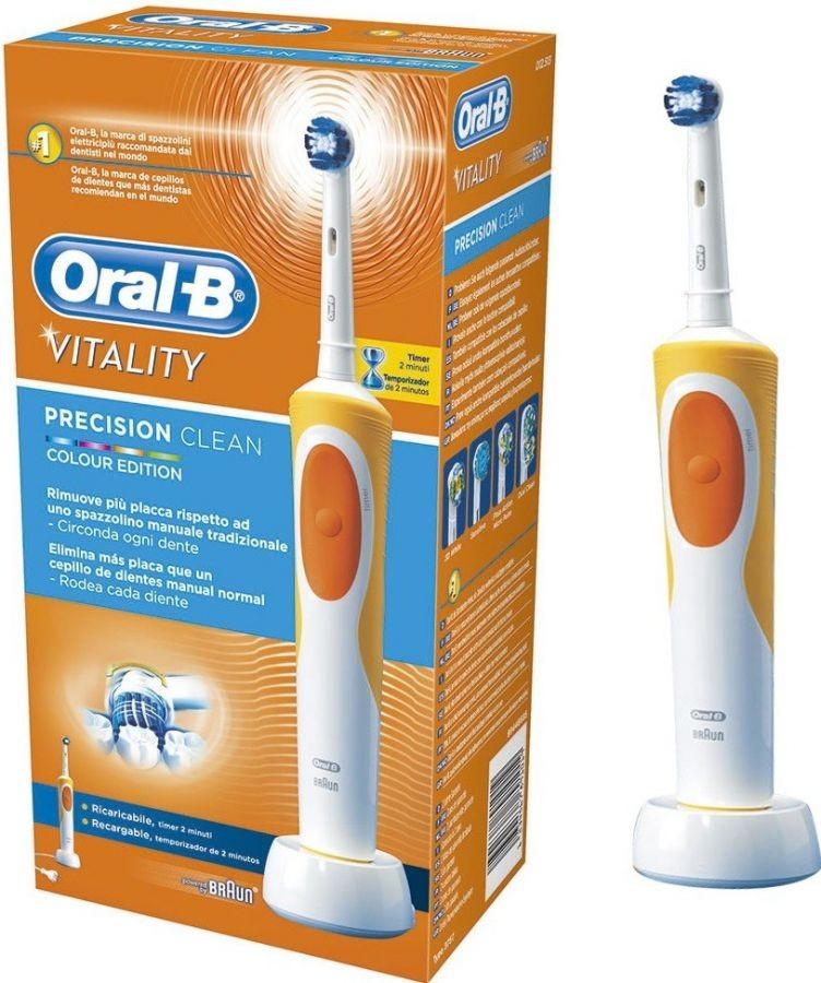 ORAL-B Vitality Precision Clean + pasta + doprava zdarma