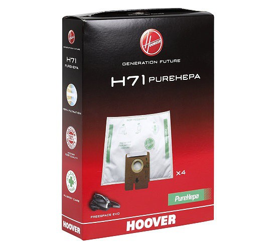 H71 SÁČKY K VYSAVAČI HOOVER + doprava zdarma