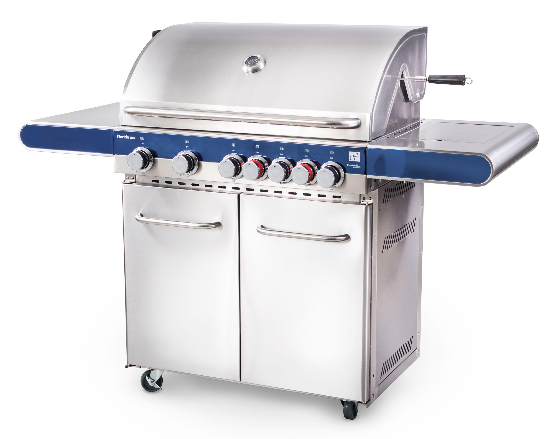 Plynový gril G21 Florida BBQ Premium line + zdarma redukční ventil