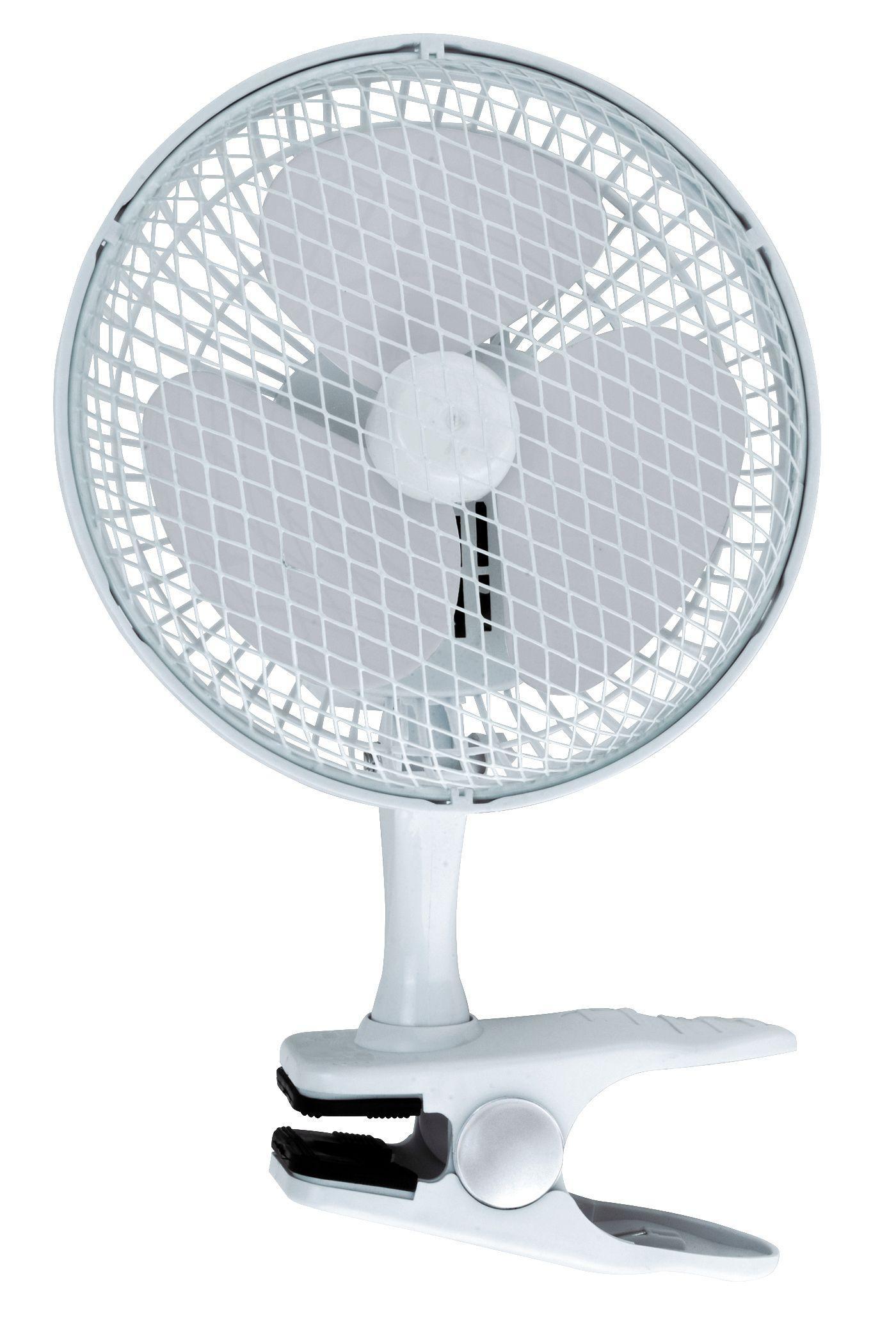 Klipsnový ventilátor Punex(R), 15 cm