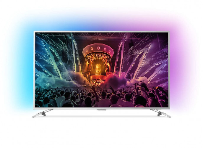 49PUS6561/12 LED TV 4K Ultra HD PHILIPS + doprava zdarma