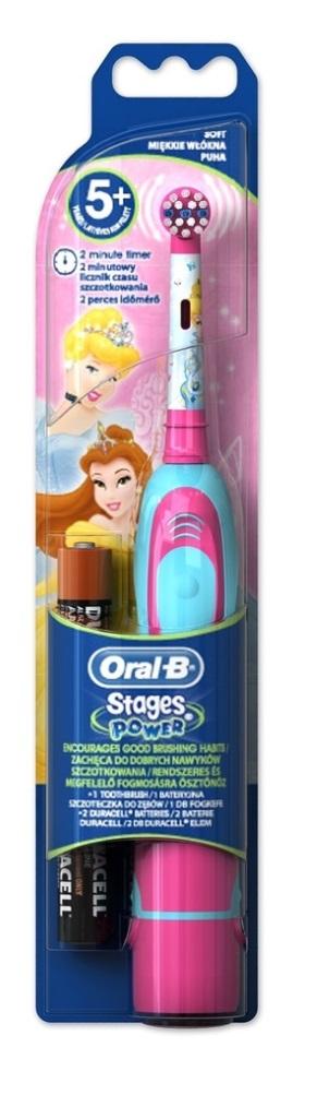 ORAL-B D2 Battery kids DB 4K princezna
