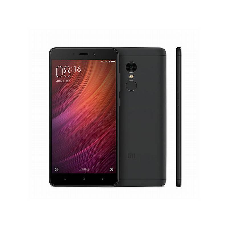 Xiaomi Redmi Note 4 3GB/32GB Global Black + doprava zdarma