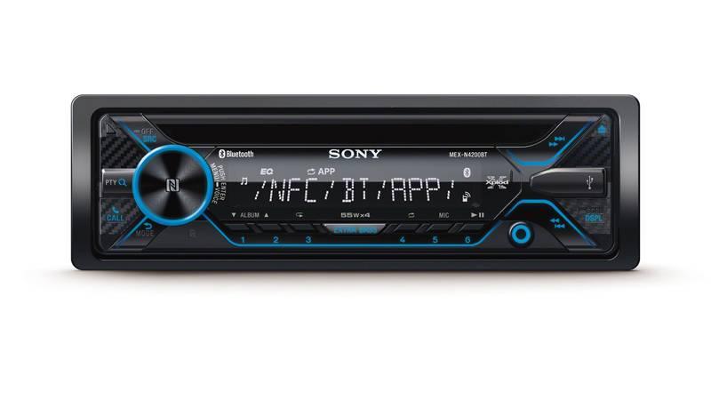 Sony MEX-N4200BT + doprava zdarma